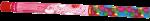 Пневматическая (металлизированные сердца) 60см